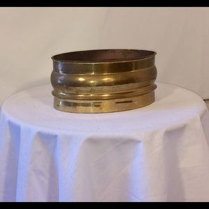 Solid Brass Container